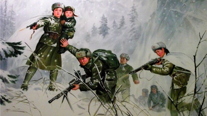 Kim Jong Suk fighter 2